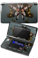 Mask2 - Decal Style Skin fits Nintendo 3DS (3DS SOLD SEPARATELY)