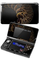 Mite - Decal Style Skin fits Nintendo 3DS (3DS SOLD SEPARATELY)