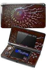 Neuron - Decal Style Skin fits Nintendo 3DS (3DS SOLD SEPARATELY)