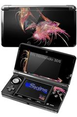 Pink Flamingos - Decal Style Skin fits Nintendo 3DS (3DS SOLD SEPARATELY)