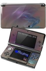 Purple Orange - Decal Style Skin fits Nintendo 3DS (3DS SOLD SEPARATELY)