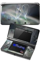 Ripples Of Time - Decal Style Skin fits Nintendo 3DS (3DS SOLD SEPARATELY)