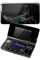 Scorpion - Decal Style Skin fits Nintendo 3DS (3DS SOLD SEPARATELY)