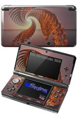Solar Power - Decal Style Skin fits Nintendo 3DS (3DS SOLD SEPARATELY)
