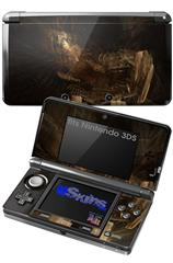 Sanctuary - Decal Style Skin fits Nintendo 3DS (3DS SOLD SEPARATELY)