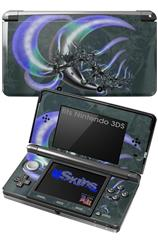 Sea Anemone2 - Decal Style Skin fits Nintendo 3DS (3DS SOLD SEPARATELY)