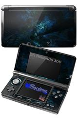 Sigmaspace - Decal Style Skin fits Nintendo 3DS (3DS SOLD SEPARATELY)