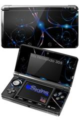 Synaptic Transmission - Decal Style Skin fits Nintendo 3DS (3DS SOLD SEPARATELY)