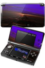 Sunset - Decal Style Skin fits Nintendo 3DS (3DS SOLD SEPARATELY)