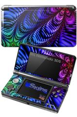 Transmission - Decal Style Skin fits Nintendo 3DS (3DS SOLD SEPARATELY)