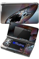 Twisted Metal - Decal Style Skin fits Nintendo 3DS (3DS SOLD SEPARATELY)