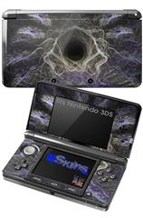Tunnel - Decal Style Skin fits Nintendo 3DS (3DS SOLD SEPARATELY)