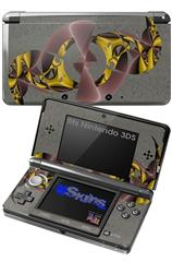 Vernes Propeller - Decal Style Skin fits Nintendo 3DS (3DS SOLD SEPARATELY)