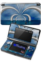 Waterworld - Decal Style Skin fits Nintendo 3DS (3DS SOLD SEPARATELY)