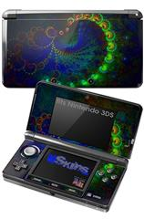 Deeper Dive - Decal Style Skin fits Nintendo 3DS (3DS SOLD SEPARATELY)