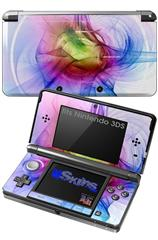 Burst - Decal Style Skin fits Nintendo 3DS (3DS SOLD SEPARATELY)