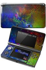 Fireworks - Decal Style Skin fits Nintendo 3DS (3DS SOLD SEPARATELY)