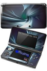 Icy - Decal Style Skin fits Nintendo 3DS (3DS SOLD SEPARATELY)