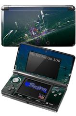 Oceanic - Decal Style Skin fits Nintendo 3DS (3DS SOLD SEPARATELY)