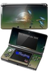 Portal - Decal Style Skin fits Nintendo 3DS (3DS SOLD SEPARATELY)