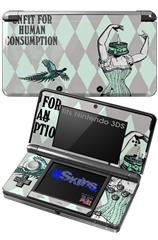 An End To The Tears - Decal Style Skin fits Nintendo 3DS (3DS SOLD SEPARATELY)