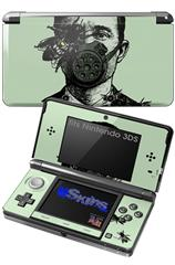 And Then - Decal Style Skin fits Nintendo 3DS (3DS SOLD SEPARATELY)