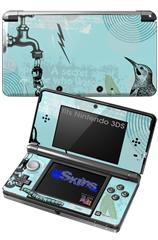 Escape Forgiveness - Decal Style Skin fits Nintendo 3DS (3DS SOLD SEPARATELY)