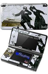 Fifth Infatuated - Decal Style Skin fits Nintendo 3DS (3DS SOLD SEPARATELY)