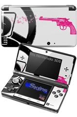 Whatever Your Planned For Me - Decal Style Skin fits Nintendo 3DS (3DS SOLD SEPARATELY)