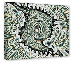 Gallery Wrapped 11x14x1.5  Canvas Art - 5-Methyl-Ester
