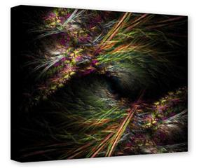 Gallery Wrapped 11x14x1.5  Canvas Art - Allusion
