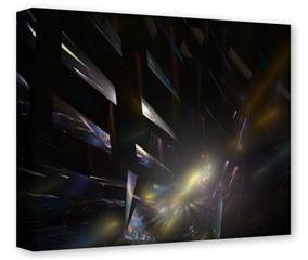 Gallery Wrapped 11x14x1.5  Canvas Art - Bang