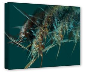 Gallery Wrapped 11x14x1.5  Canvas Art - Bug