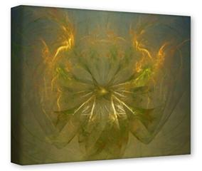 Gallery Wrapped 11x14x1.5  Canvas Art - Morning