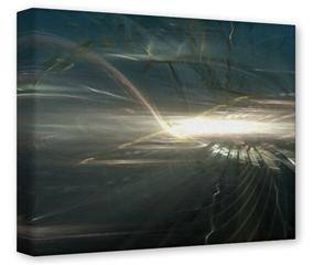 Gallery Wrapped 11x14x1.5  Canvas Art - Submerged