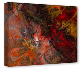 Gallery Wrapped 11x14x1.5  Canvas Art - Impression 12
