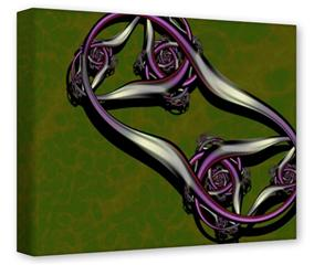 Gallery Wrapped 11x14x1.5  Canvas Art - Cs3