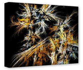 Gallery Wrapped 11x14x1.5  Canvas Art - Flowers