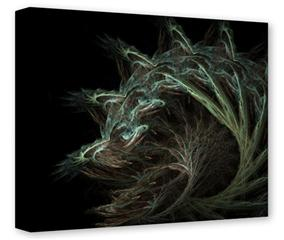 Gallery Wrapped 11x14x1.5  Canvas Art - Nest