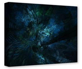 Gallery Wrapped 11x14x1.5  Canvas Art - Sigmaspace