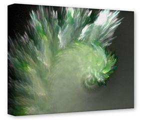 Gallery Wrapped 11x14x1.5  Canvas Art - Wave