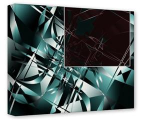 Gallery Wrapped 11x14x1.5  Canvas Art - Xray