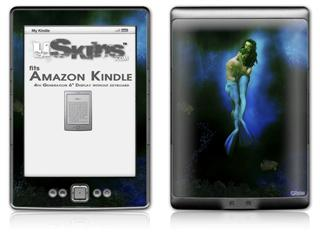 Kathy Gold - Love - Decal Style Skin (fits 4th Gen Kindle with 6inch display and no keyboard)