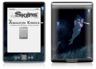 Kathy Gold - That Way - Decal Style Skin (fits 4th Gen Kindle with 6inch display and no keyboard)