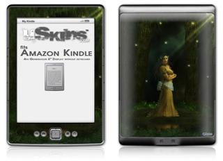 Kathy Gold - The Queen - Decal Style Skin (fits 4th Gen Kindle with 6inch display and no keyboard)