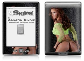 Amanda Olson 02 - Decal Style Skin (fits 4th Gen Kindle with 6inch display and no keyboard)
