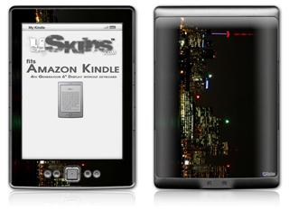 Toronto - Decal Style Skin (fits 4th Gen Kindle with 6inch display and no keyboard)