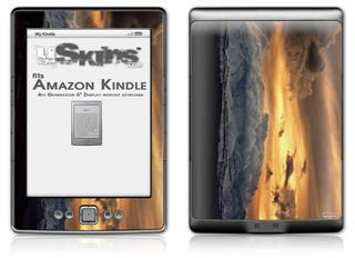 Las Vegas In January - Decal Style Skin (fits 4th Gen Kindle with 6inch display and no keyboard)