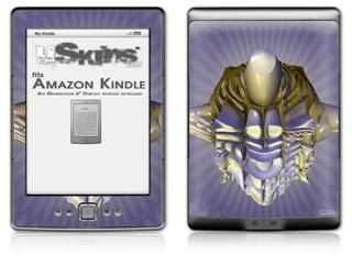 Enlightenment - Decal Style Skin (fits 4th Gen Kindle with 6inch display and no keyboard)