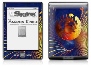 Genesis 01 - Decal Style Skin (fits 4th Gen Kindle with 6inch display and no keyboard)